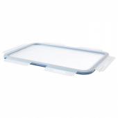ИКЕА/365+ Крышка, большой прямоугольн формы, пластик