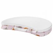 БИЛЛАН Подставка для ноутбука, Иттеред разноцветный, белый