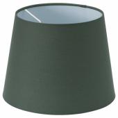 РЮРА Абажур,темно-зеленый