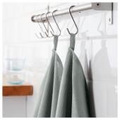 ИРИС Полотенце кухонное,серый