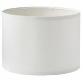 РИНГСТА Абажур, белый, 33 см