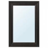 ХЕМНЭС Зеркало,черно-коричневый