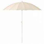 САМСО Зонт от солнца, наклонный, бежевый, 200 см