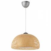 БОЙА Подвесной светильник,бамбук