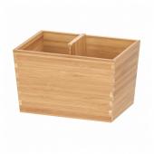 ВАРЬЕРА Ящик с ручкой,бамбук