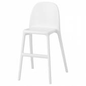 УРБАН Детский стул,белый