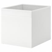 ДРЁНА Коробка,белый