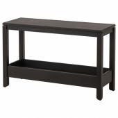 ХАВСТА Консольный стол,темно-коричневый