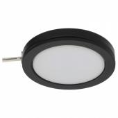 ОМЛОПП Софит светодиодный,черный