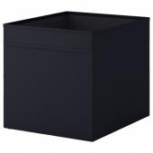 ДРЁНА Коробка,черный