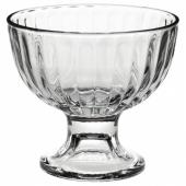 ДИСТРИКТ Миска десертная,прозрачное стекло