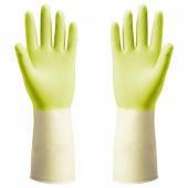 ПОТКЕС Резиновые перчатки,зеленый