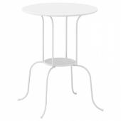 ЛИНДВЕД Придиванный столик,белый