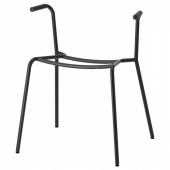 ДИТМАР Основание д/стула с подлокотниками,черный