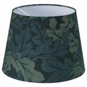 РЮРА Абажур,темно-зеленый лист