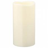 ГОДАФТОН Светодиодная формовая свеча,с батарейным питанием,естественный