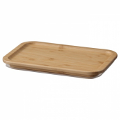ИКЕА/365+ Крышка, прямоугольн формы, бамбук