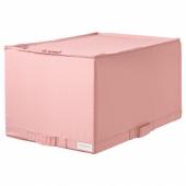 СТУК Сумка для хранения, розовый, 34x51x28 см