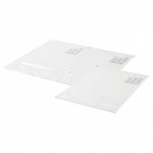 СПАНТАД Вакуумный пакет, 2 шт.,светло-серый